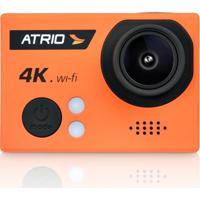 Câmera De Ação Multilaser Atrio Fullsport Dc185 Cam 4K 16Mp