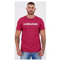 Camiseta Head Basic Vermelha Mescla