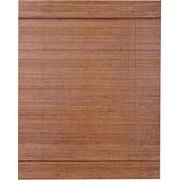 Persiana Romana Bambu 180X160 - Evolux - Walnut