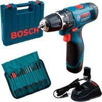 "Furadeira De Impacto Parafusadeira Gsb 12002-Li Bivolt 12V 3/8"" Bosch"