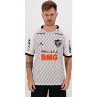 Camisa Le Coq Sportif Atlético Mineiro Treino Comissão 2020 - Masculino
