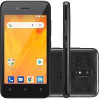 Smartphone Multilaser Ms40G 8Gb Desbloqueado Preto