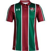 Camisa Under Armour Fluminense I 2019 Masculina - Masculino