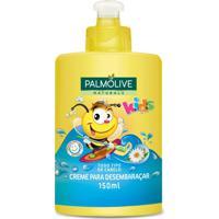 Creme Para Pentear Palmolive Naturals Kids Todo Tipo De Cabelo 150Ml - Incolor - Dafiti