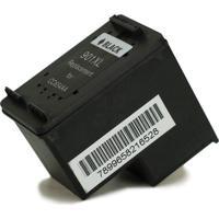 Cartucho Para Hp 901Xl | Cc653Al Alto Rendimento Preto Compatível 14Ml