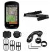 Kit Gps Garmin Edge 1030 Plus Bundle Ciclocomputador Wireless Touchscreen Original Preto - Garmin