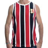 Camisa Retrô Mania Regata Santa Cruz Pe 1983 - Masculino
