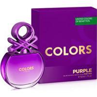 Perfume Colors Purple Feminino Eau De Toilette 50Ml