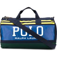 Ralph Lauren Bolsa Big Polo - Azul