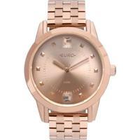 Relógio Euro Spike Illusion Feminino - Feminino