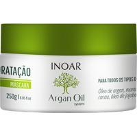 Máscara De Tratamento Inoar Argan Oil 250G