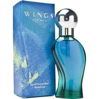 Wings De Giorgio Beverly Hills Eau De Toilette Masculino 100 Ml