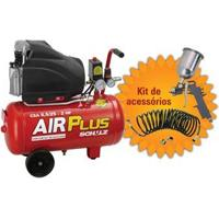 Compressor De Ar Schulz Csa 8,5/25 C/ Kit Acessórios