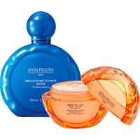 Kit Anna Pegova - Emulsão De Limpeza Suave 200Ml + Creme Anti Idade Pluri Active 40Ml