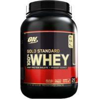 100% Whey Gold Standard 909G Optimum Nutrition - Unissex-Chocolate+Menta
