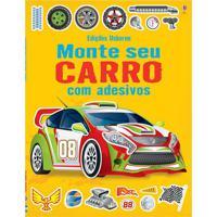 Monte Seu Carro Com Adesivos - Autor: Simon Tudhope-Editora Nobel