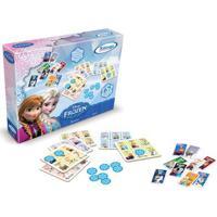 Bingo Educativo - Disney Frozen - Xalingo