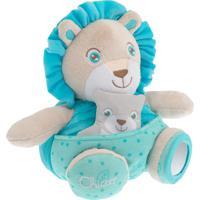 Pelucia Papai Leão Soft Cuddles
