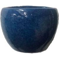 Vaso Decorativo Coco Oceano