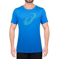 Camiseta Asics Running Ss Top Graphic Masculina - Masculino