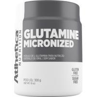 Glutamina Atlhetica Micronized - 300G