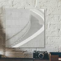 Placa Decorativa - Marble Degrees