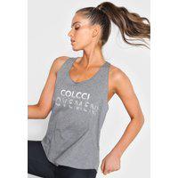 Regata Colcci Fitness Movement Cinza
