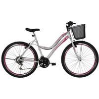 Bicicleta Passeio Athor Aro 26 Musa Feminina 18 Marchas Aero Vzan - Feminino