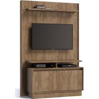 Painel Para Tv 40 Polegadas Fit Madeira Touch 122 Cm