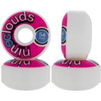 Jogo De Rodas Nineclouds Candy 54Mm
