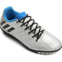 Chuteira Adidas Messi 16.3 Tf Society - Masculino