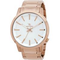 ... Relógio De Pulso Ripcurl Detroit - Aço - Feminino-Prata+Dourado e3ed173622