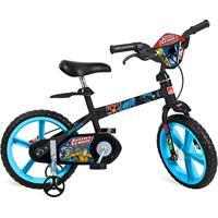 Bicicleta Infantil Aro 14 Bandeirante Liga Da Justiça - Masculino