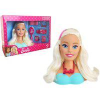 Boneca Barbie Styling Mattel Busto Head Core