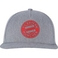 Boné Aba Curva Bayern De Munique Cw Adidas - Snapback - Adulto - Cinza