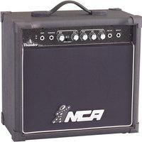 Cubo Amplificado Para Guitarra 30W Rms Thunder Plus Ll Áudio