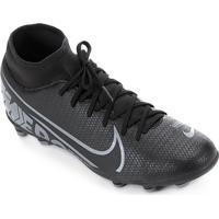 Chuteira Campo Nike Mercurial Superfly 7 Club Fg - Unissex