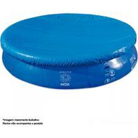 Capa Para Piscina Splash Mor 12000 / 14000 Litros, Azul - 1419