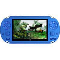 Video Game Portátil Multifuncional - Azul