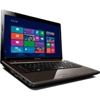 "Notebook Lenovo G485-215764P - Hd 500Gb - Ram 2Gb - Amd C-60 - Led 14"" - Windows 8"