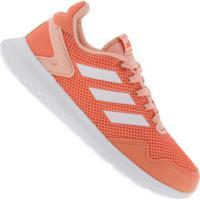 Tênis Adidas Wish Feminino - Infantil - Coral