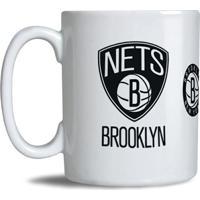 Caneca Nba Brooklyn Nets - Unissex