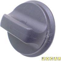 Tampa Do Tanque De Combustível - Alternativo - Scenic 1999 Em Diante - Sandero/Logan/Duster/Fluence - Valvulada Sem Chave - Cada (Unidade)