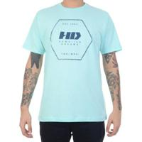 Camiseta Hd Stunning Masculina - Masculino-Verde