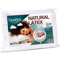 Travesseiro Duoflex Natural Latex Extra Alto
