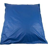 Puff Almofadão Pop - Stay Puff - Azul Royal