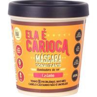 Lola Cosmetics Ela É Carioca - Máscara Tonalizante 230G - Unissex-Incolor