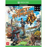 Jogo Sunset Overdrive - Day One Edition - Para Xbox One (Xone) - Imnsoniac Studios