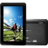 "Tablet Cce Motion Tab T735 - Tela De 7"" - 4Gb - Câmera Frontal - Micro Usb - Wi-Fi - Android 4.0 - Preto"