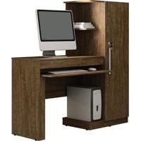 Mesa Para Computador Office 1Pt 1 Gv Ipê